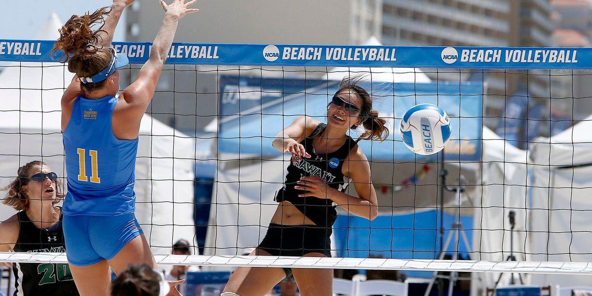 SandBows fall to UCLA, finish season third place in NCAA Beach Volleyball Championship