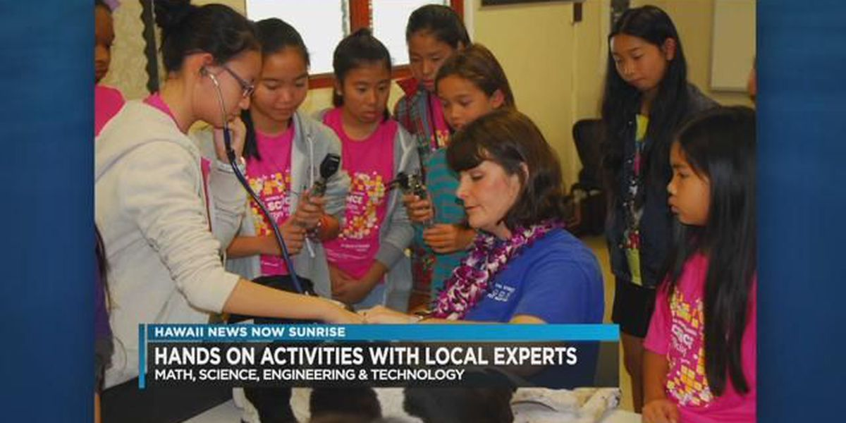 Sacred Hearts presents 23rd Science Symposium for Girls