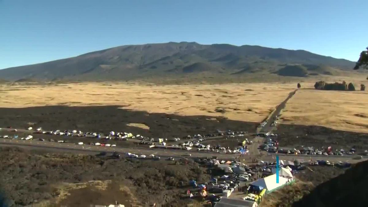 Hawaii County issue hundreds of citations as part of new traffic crackdown at Mauna Kea