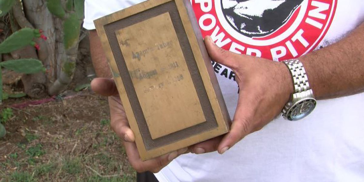 Dilapidated cemetery again hit by vandals — and this time an urn is disturbed