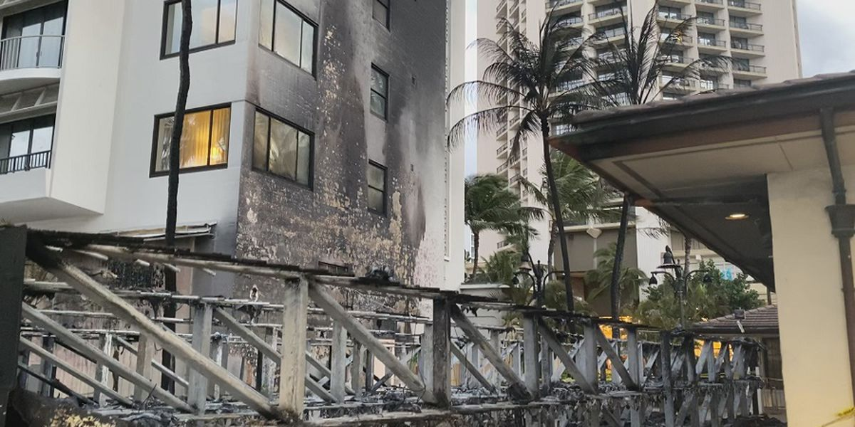 Honolulu to reopen surfboard locker racks destroyed in fire